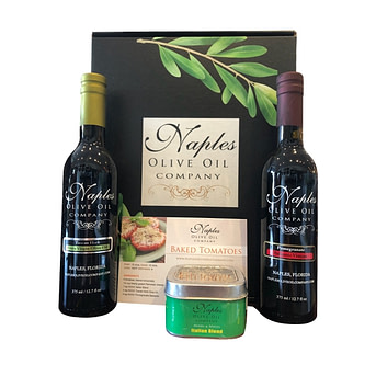 Naples Olive Oil Company delivery service