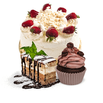 Amazing Clubs desserts delivery service