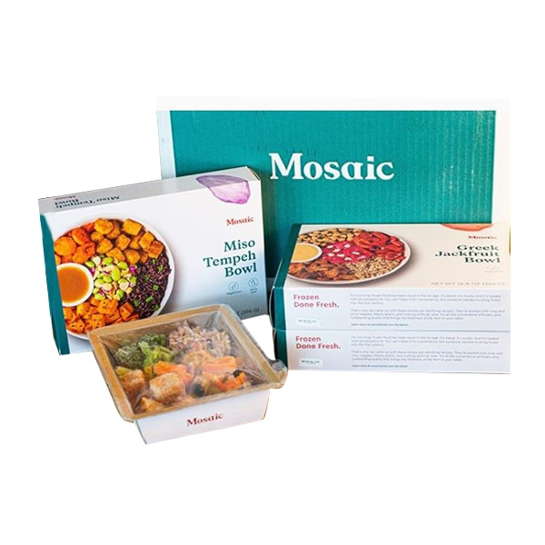 Mosaic Food's Meal Delivery Service