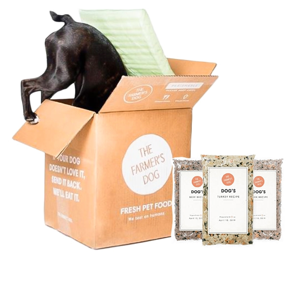 The Farmer's Dog's Food Delivery Service
