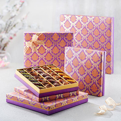 Bateel Diwali luxury sweet treats online
