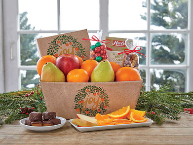 Hale Groves joy gift trays