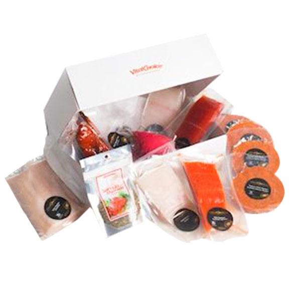 Vital Choice seafood subscriptions and delivery services