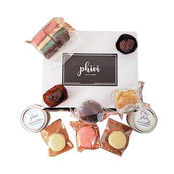 Phivi desserts delivery service