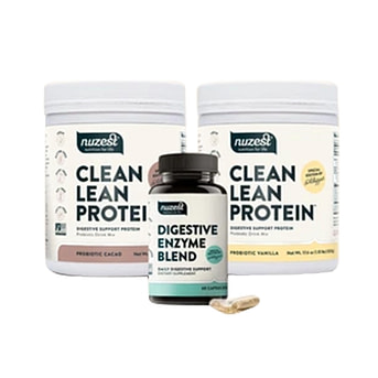 Nuzest Clean Lean Protein delivery service