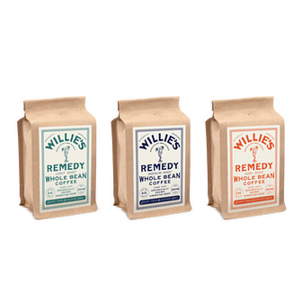 willie's remedy coffee delivery service