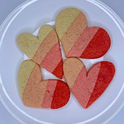 Love Day Sugar Cookies - Vegan