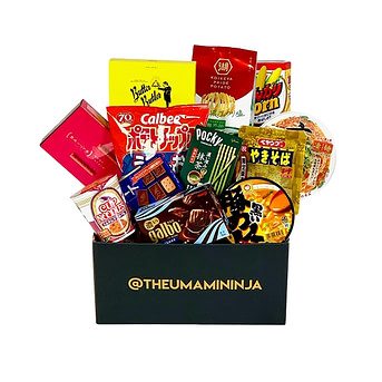 Umami Ninja's japanese snacks delivery service
