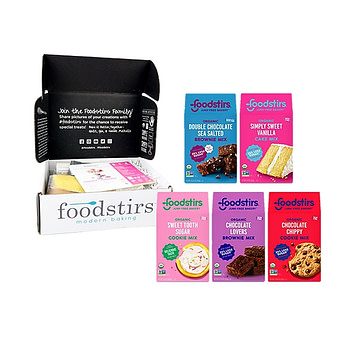 Foodstirs baking subscription and delivery services