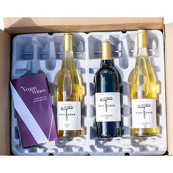 Vegan Wine's subscription and delivery service