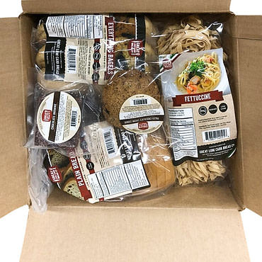 Great Low Carb Bread Company's Meal Delivery Service