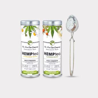 the tea can company - hemptea