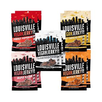 Louisville Vegan Jerky delivery service