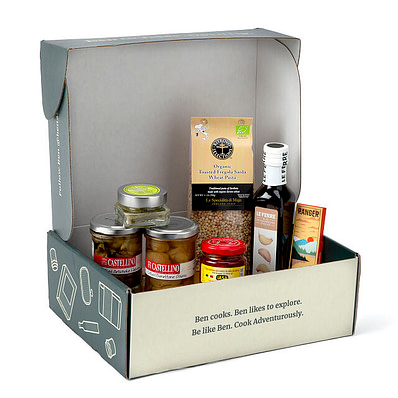 Taste of Italy Pantry Box
