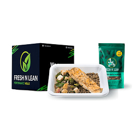 Fresh N' Lean's Meal Delivery Service