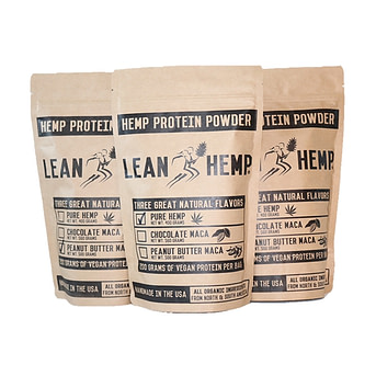 LeanHemp Pure Hemp Protein Powder delivery service