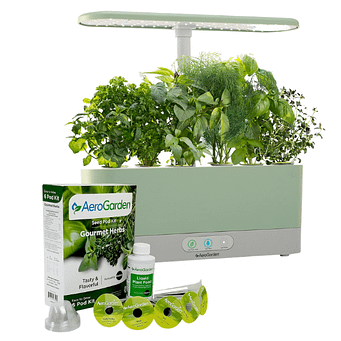 AeroGarden Harvest with Gourmet Herb Seed Pod Kit delivery service