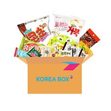 Korea Box delivery service