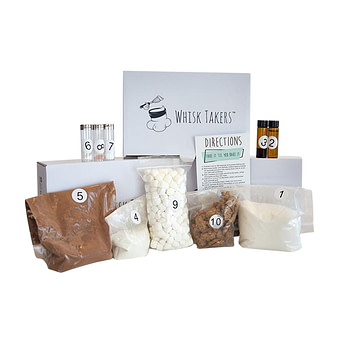 Whisk Takers' baking kit delivery service