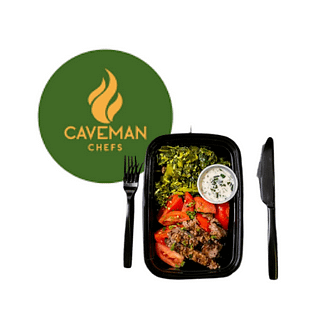 caveman chefs delivery services