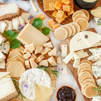 iGourmet luxurious cheese treasures gift box