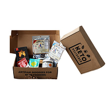 Keto Delivered's subscription and delivery service