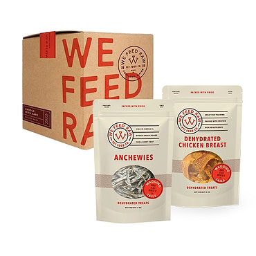 We Feed Raw's Food Delivery Service