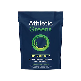 Athletic Greens the all-in-one supplement company that delivers