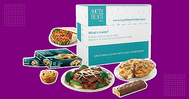 review south beach diet delivery
