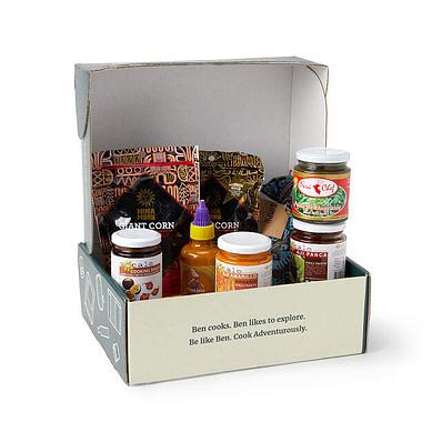 Taste of Peru Pantry Box