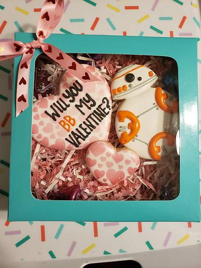 BB Mine Valentine's Cookie Set