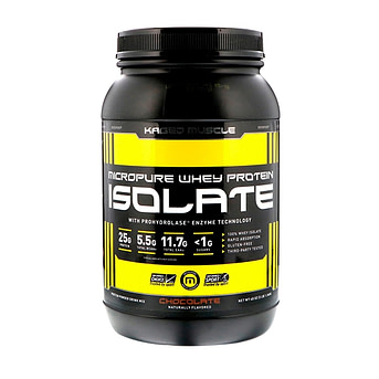 Micropure Whey Protein Isolate powder delivery service