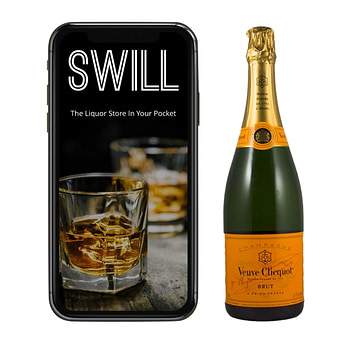 Swill alcohol delivery service