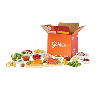 Gobble meal delivery service focuses on getting food on your table fast!