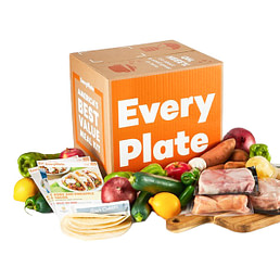 EveryPlate affordable meal kits delivery