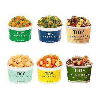 Tiny Organics's Food Delivery Service