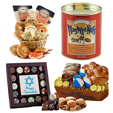 Challah Connection chanukah gifts