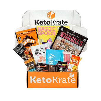 Keto Krate delivery service