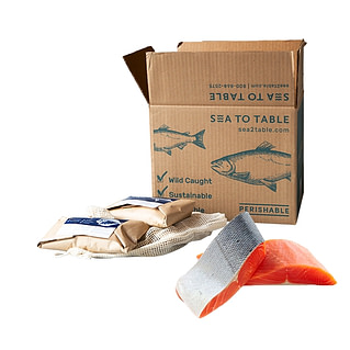 Sea to Table best meal delivery services and subscription boxes