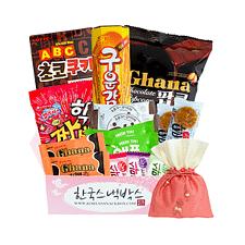 Korean Snack Box delivery service
