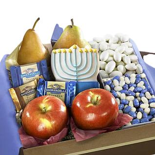 1800 Baskets chanukah gifts