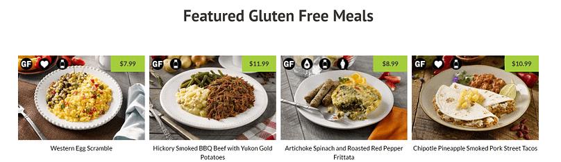 featured gluten-free meals by balancebistroMD