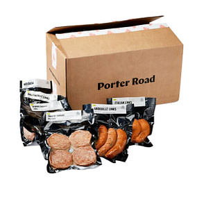 Porter Road excellent quality meat service