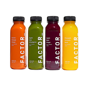 Factor's Juice Delivery Service