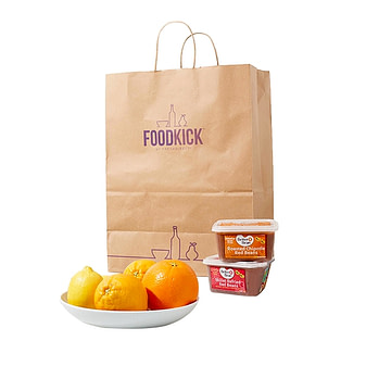 Foodkick's delivery service