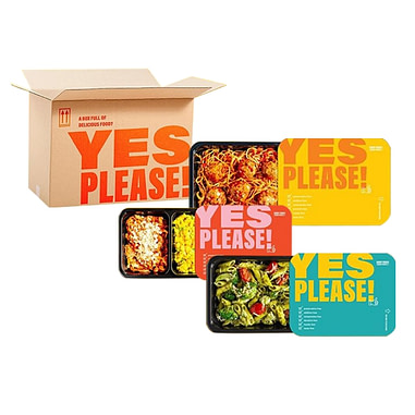 Yes Please Meal's Meal Delivery Service