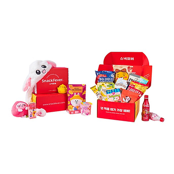 Snackfever korean snacks delivery service