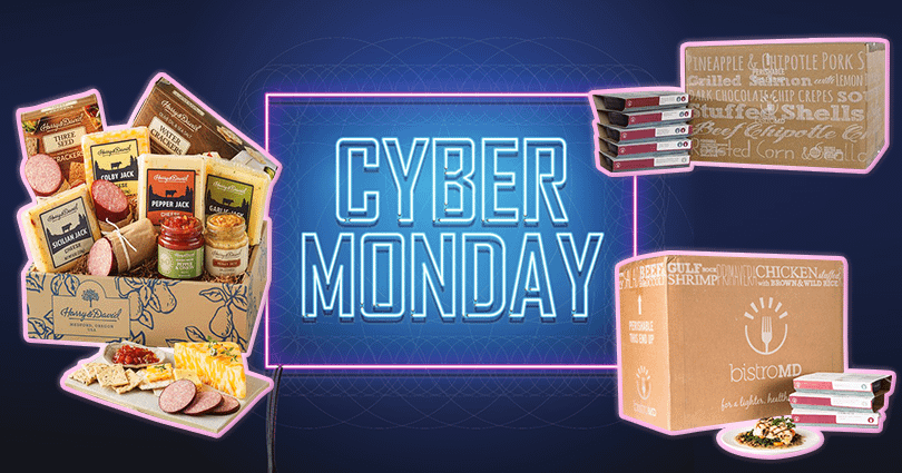 11 Best Cyber Monday Promos For Meal Delivery Services