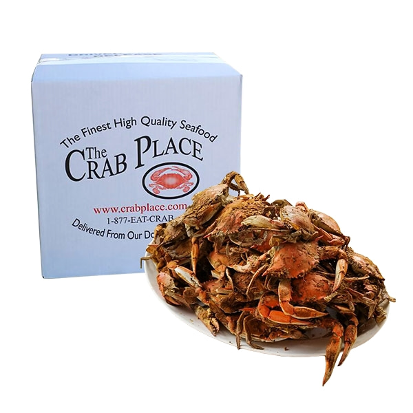 The Crab Place services offers everything crab-related meals