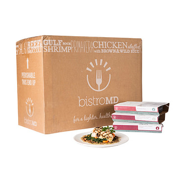 bistroMD's Meal Delivery Service